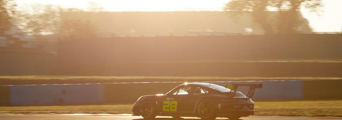 Porsche 911 Cup - Romain Monti - Breizh Motorsport 56 Ultimate Cup Series - GT Sprint - Race 3 Circuit de Nevers-Magny-Cours, France, 2020.