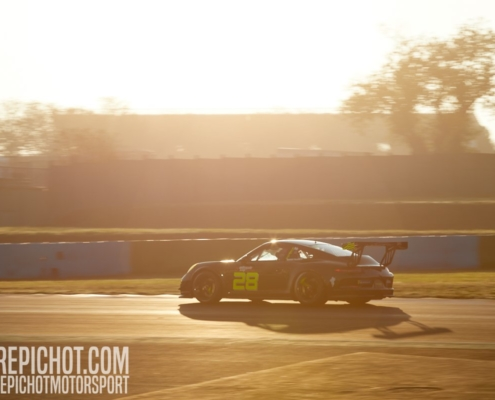 Porsche 911 Cup - Romain Monti - Breizh Motorsport 56 Ultimate Cup Series - GT Sprint - Race 3 Circuit de Nevers-Magny-Cours, France, 2020.