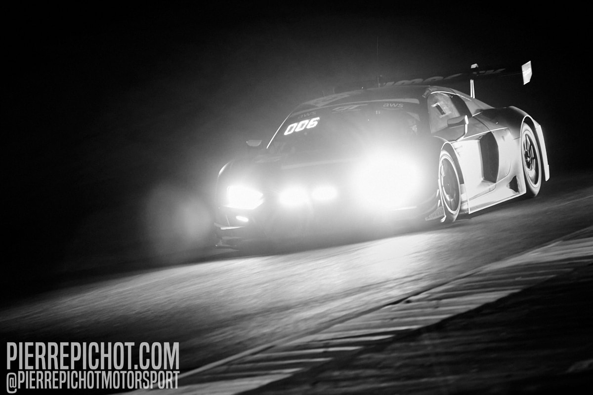 Audi R8 LMS GT3 - Sainteloc Racing - Arthur Rougier + Christopher Haase